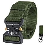 Fairwin Tactical Belt for Men, Military Style