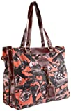 Sydney Love Going Places Large Tote,Orange,One Size, Bags Central