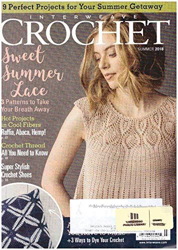 Interweave Crochet (Magazine) Summer 2018