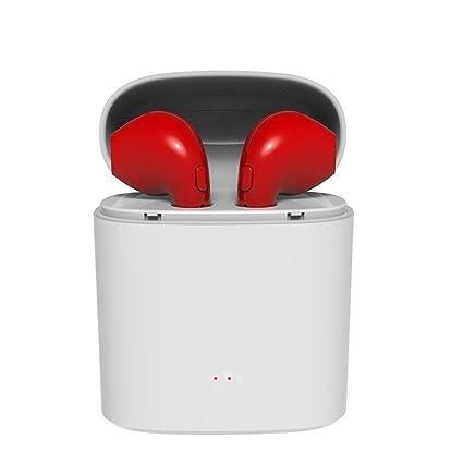 InfoPosit i7S TWS Auriculares inalambricos Deportivos, Auriculares estéreo inalámbricos, Cancelación de Ruido, Micrófono