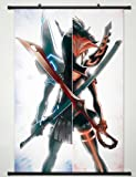 Home Decor Anime KILL la KILL Cosplay Wall Scroll Poster 23.6 X 35.4 Inches-038