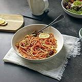 Sweese 112.001 Porcelain Salad Pasta Bowls - 22