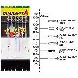 ヤマシタ(YAMASHITA) イカ釣プロサビキ SKTO 11-2 6本B