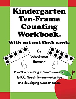 ten frame flash cards pdf