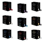 Legato Coffee & Espresso 90 Capsule Sampler Box - Nespresso Compatible