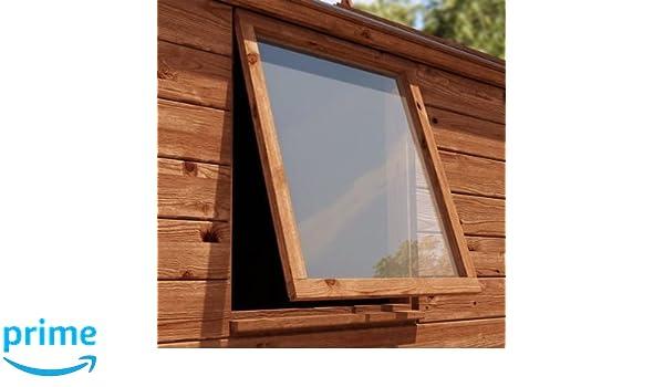 Hoja de plástico acrílico transparente de 5 mm para ventanas de cobertizo, muchos tamaños disponibles. Envío gratis.: Amazon.es: Jardín