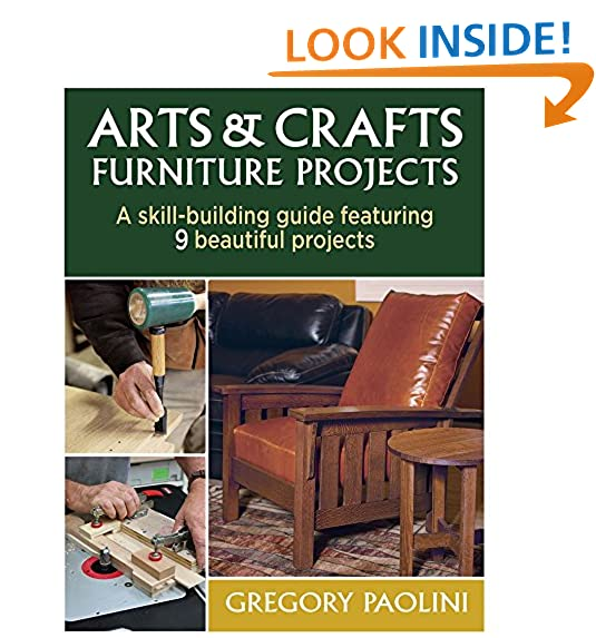Arts U0026 Crafts Furniture Projects