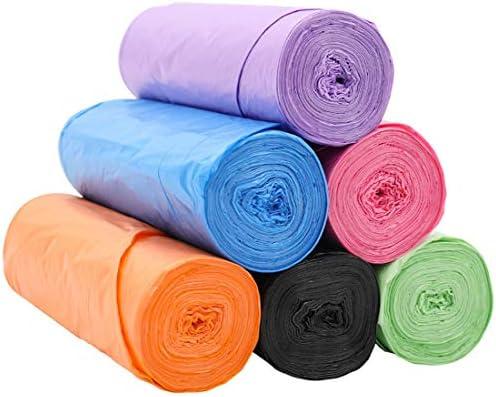ごみ袋点折れ分解キッチン家庭用分別ごみ袋肥厚使い捨て分解袋丈夫で漏れません, color