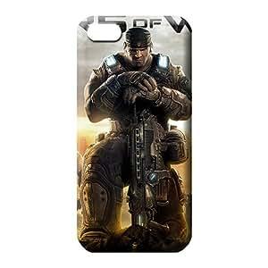 iphone 5 5s Shatterproof Eco-friendly Packaging New Arrival Wonderful mobile phone skins 2011 gears of war 3
