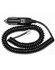 Kircuit Car Adapter for Beltronics STi Driver STi Magnum Radar Auto Power Cord Charger