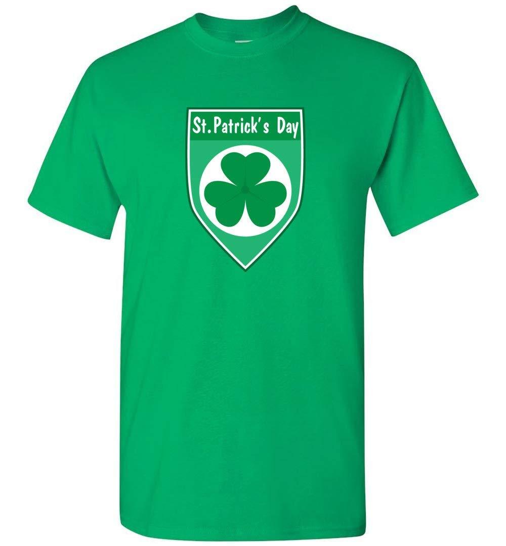 St Patrick Day Shamrock Logo Gift For Tshirt 6087