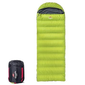 Avance crikvenica saco de dormir al aire libre invierno calidad dormir verde claro