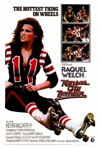 Poster Bomber Kansas City - Kansas City Bomber POSTER Movie (27 x 40 Inches - 69cm x 102cm) (1972)