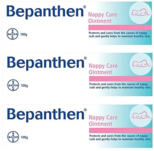 Bepanthen Diaper(Nappy) Care Ointment 100g - 3 Pack