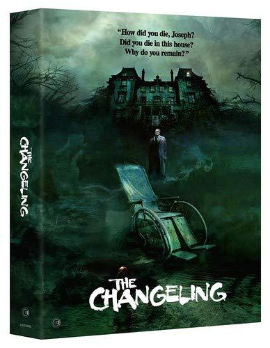 The Changeling: Limited Edition Blu-Ray Region Free Reino Unido Blu-ray: Amazon.es: George C. Scott;Trish Van Devere;Melvyn Douglas, Peter Medak, George C. Scott;Trish Van Devere;Melvyn Douglas: Cine y Series TV