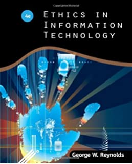 Ethics In Information Technology 3rd Edition Pdf