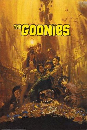 The Goonies Treasure Poster Print (24 X 36)