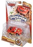 Disney – Cars – Radiator Springs 500 1/2 – Flash McQueen Tout-Terrain – 1 Véhicule 5 cm
