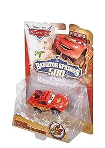 Cars 2 - Vehículos todoterreno McQueen (Mattel BDF63)