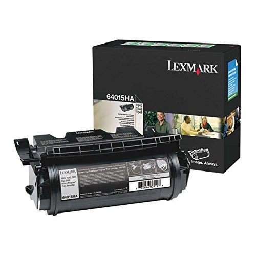 Lexmark 64015HA OEM Toner - T640 T642 T644 High Yield Return Program Toner (21000 Yield) OEM