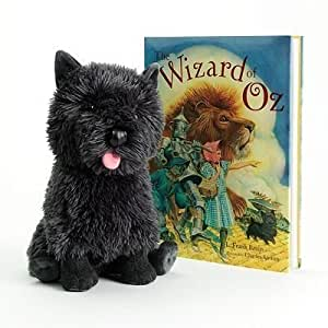 Amazon.com: Toto plush and Wizard of Oz Hardcover Book