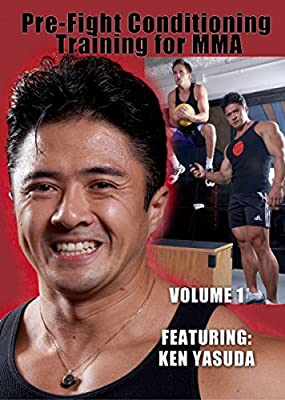 Prefight Conditioning Training MMA #1 DVD Ken Yasuda Japan Bodybuilding Champ