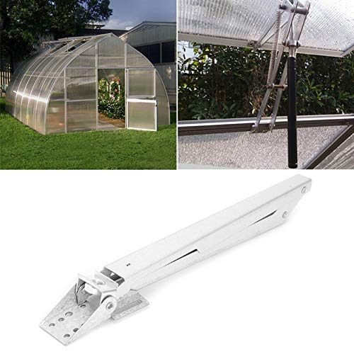- Agricultural Greenhouses - Solar Heat Sensitive Automatic Thermofor Window Open Greenhouse Vent Autovent Garden Greenhouses - Panel Window Greenhouse Solar Aluminum Solar Solar Greenhouse Wind S