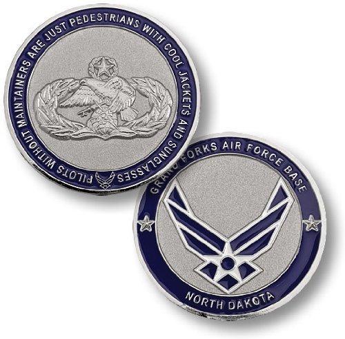 [Grand Forks Air Force Base, North Dakota] (Usaf Kc 135)