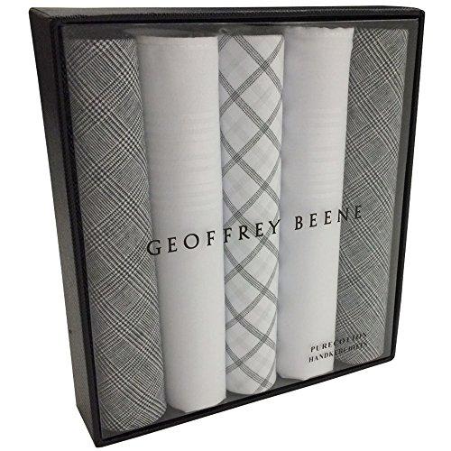 k Cotton Handkerchiefs Pattern Gift Box Set ()