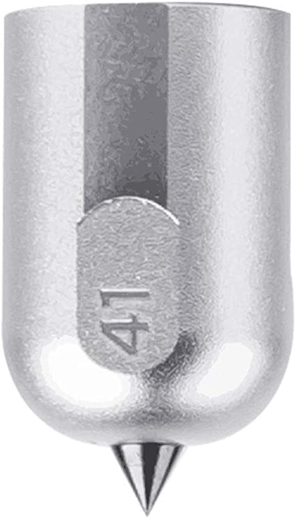 Housing QuickSwap Engraving Tip Silver for Cricut