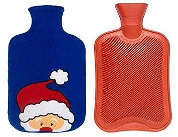 Amazon.com: CuddleMe - Botella de agua caliente de 2 litros ...
