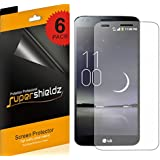 [6-Pack] SUPERSHIELDZ- High Definition Clear Screen Protector Shield For LG G Flex + Lifetime Replacements Warranty- Retail Packaging