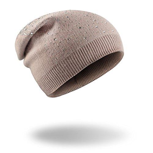 tejidas gorras rojo Halloween beanie cálido Khaki PAC Invierno Navidad vino MS Hat MASTER sombreros RYqxwF0x