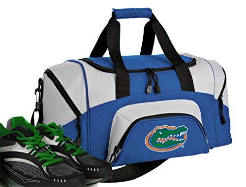 SMALL University of Florida Travel Bag Florida Gators Gym Workout Bag by Broad Bay (Image #1)