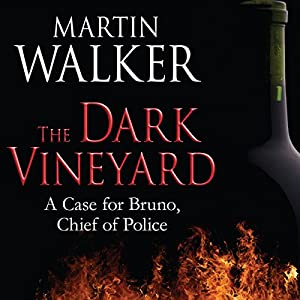 The Dark Vineyard Hörbuch
