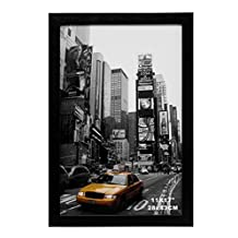 11x17 Picture Frames by Memooq Made to Displayed Legal Sized Paper Wall Mounting Balck