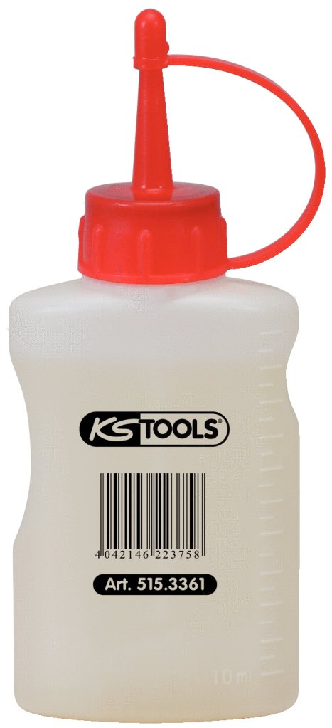 KS Tools 515.3361  Pneumatic tool oil, 100ml
