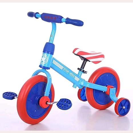 MRRU Bicicleta d eEquilibrio para niños, Triciclos Bebes 1 Año 4 ...