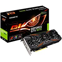 GIGABYTE GeForce GTX 1070 8GB Video Card + Motherboard