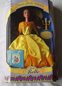 Amazon.com: Disney Princess Stories Collection Belle Doll ...