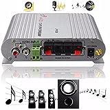Creazy Hifi Cd Mp3 Radio Car Home Audio Stereo Bass Speaker Amplifier Booster
