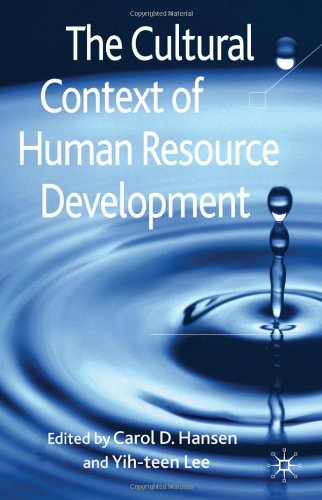 [PDF] The Cultural Context of Human Resource Development Free Download | Publisher : Palgrave Macmillan | Category : Business | ISBN 10 : 0230551343 | ISBN 13 : 9780230551343