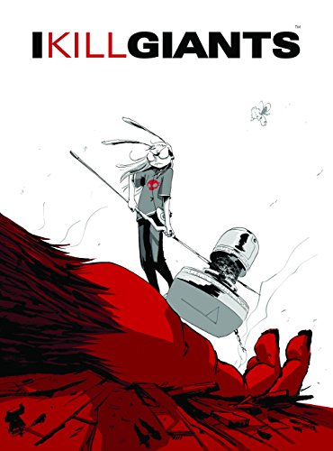 I Kill Giants Titan Edition Signed & Numbered