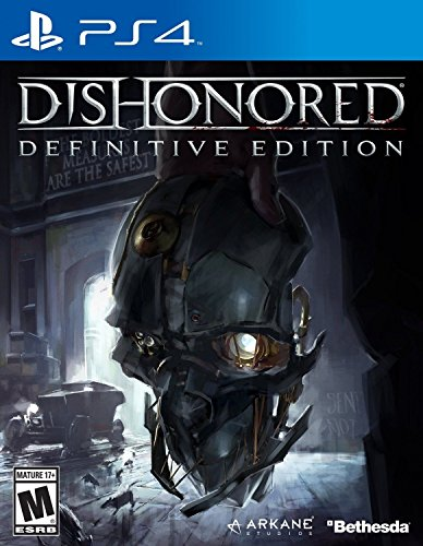 Dishonored: Definitive Edition (Sony PlayStation 4, 2015) PS4