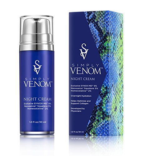 Simply Venom Anti-Aging Rich Hydration Night Cream