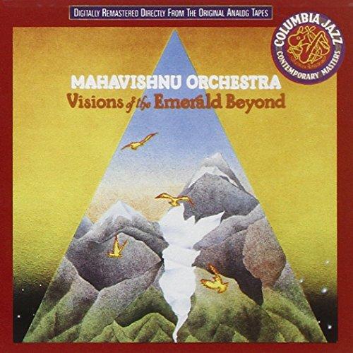 CD : Mahavishnu Orchestra - Visions of the Emerald Beyond (CD)