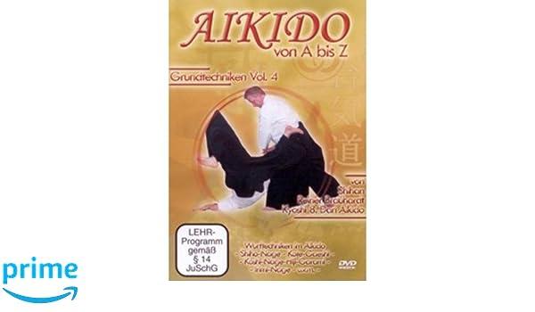 Amazon.com: Aikido von A bis Z Grundtechniken Vol4 ...