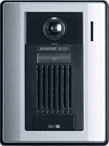 AIPHONE JK-DA Surface-Mount Audio/Video Door Station for JK Series Intercom System by AIPHONE COMMUNICATIONS