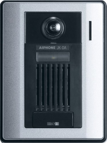 AIPHONE JK-DA Surface-Mount Audio/Video Door Station for JK Series Intercom System - Aiphone Audio