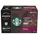 Starbucks French Roast Coffee Kcups, 60 Count